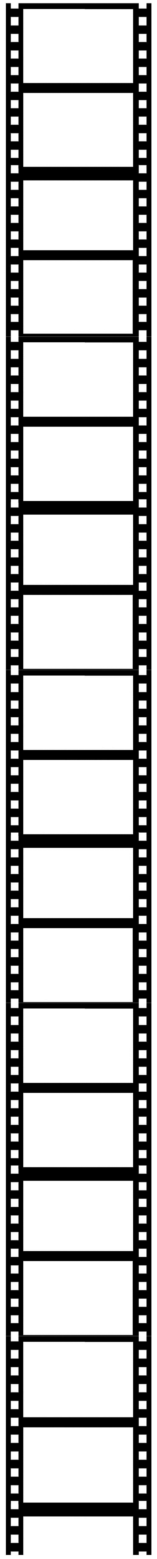 Tall Film Strip 5